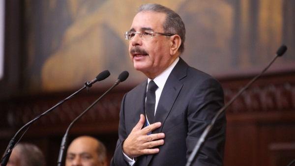 Medina no asistirá a la toma de posesión de Luis Abinader