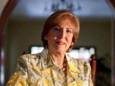 Presidente juramenta a Carmen Heredia