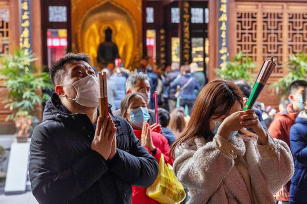 China suma su sexto día consecutivo sin contagios locales con 8 importados