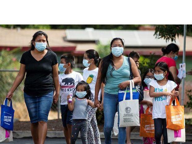 La región más afectada en el planeta por la pandemia llegó a por lo menos 12.008.410 casos, un listado que sigue liderado por EE.UU. (5,52 millones) y Brasil (3,45 millones).