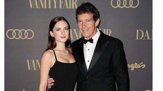 Stella del Carmen, hija de Antonio Banderas, debuta como modelo