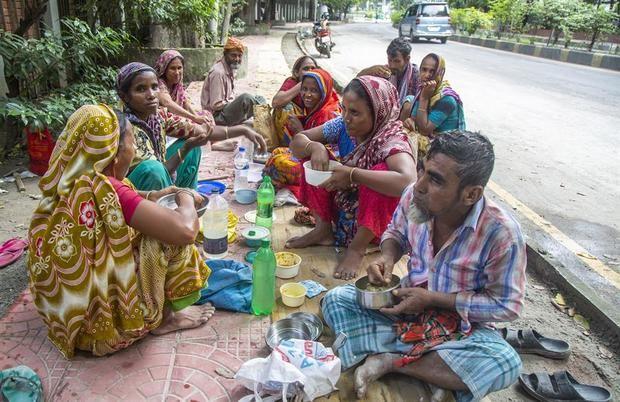 La Covid arrastrará a 32 millones de personas más a la miseria en los países pobres
