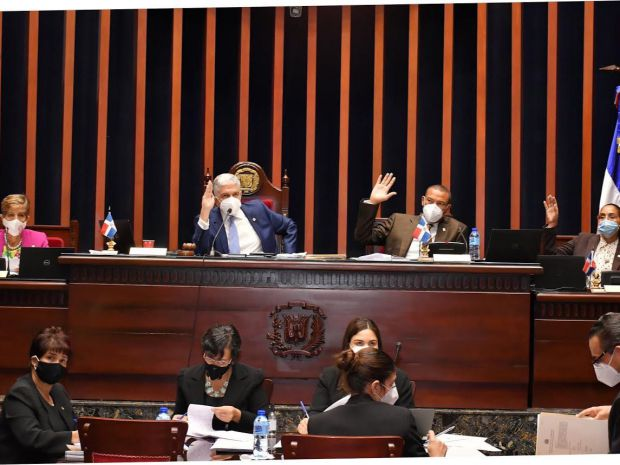El Senado de la República aprueba la prórroga del Estado de emergencia por 45 días más