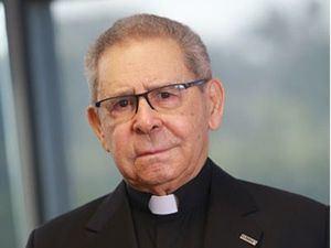 Monseñor Agripino Núñez Collado quedó designado asesor honorífico del Poder Ejecutivo.