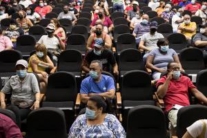 República Dominicana logra un récord de las vacunaciones en pleno rebrote de la covid-19