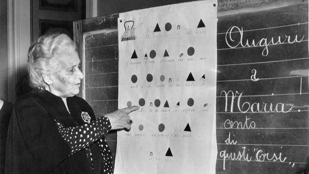 150 años del nacimiento de María Montessori, revolucionaria de la enseñanza