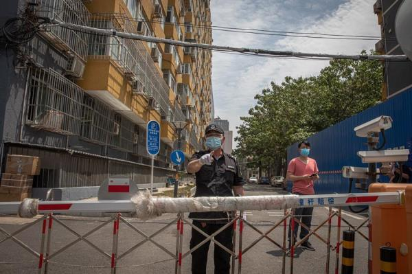 Pekín aumenta el nivel de emergencia por la Covid-19 tras rebrote
