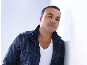 Artista dominicano Zacarías Ferreira.