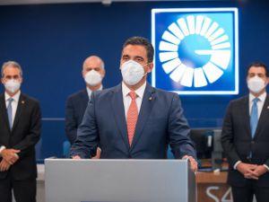 El señor Francisco Ramírez, vicepresidente ejecutivo de Negocios Personales y Sucursales, señaló que este nuevo modelo de sucursales híbridas responde a las demandas de los clientes y de la situación.