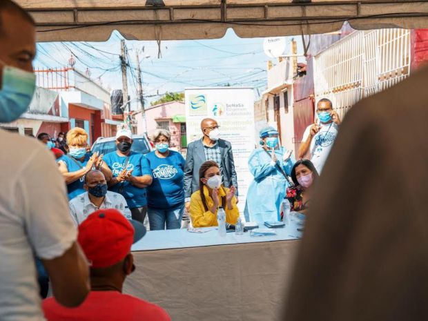 ADN extiende operativos preventivos del Covid 19 hasta el sector Las Cañitas
