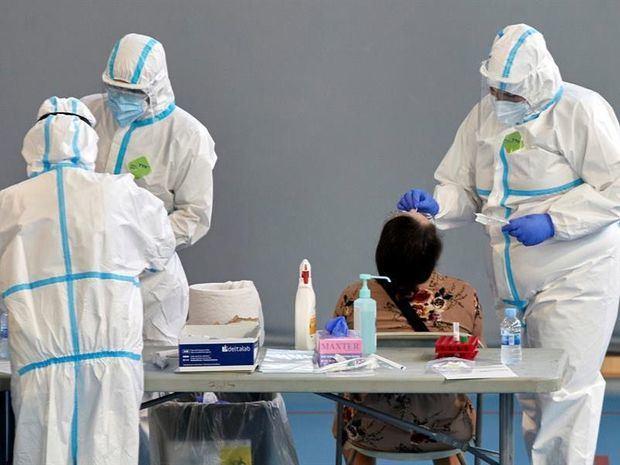 Los casos de coronavirus a nivel mundial alcanzan los 28,6 millones