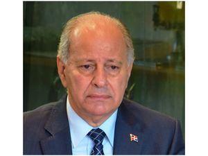El Embajador dominicano en la isla  caribeña de Trinidad y Tobago, José Serulle Ramia.