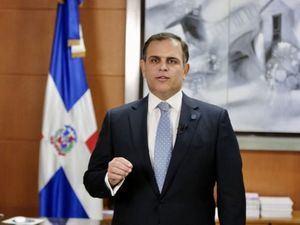 Ministro de Hacienda, Jochi Vicente.