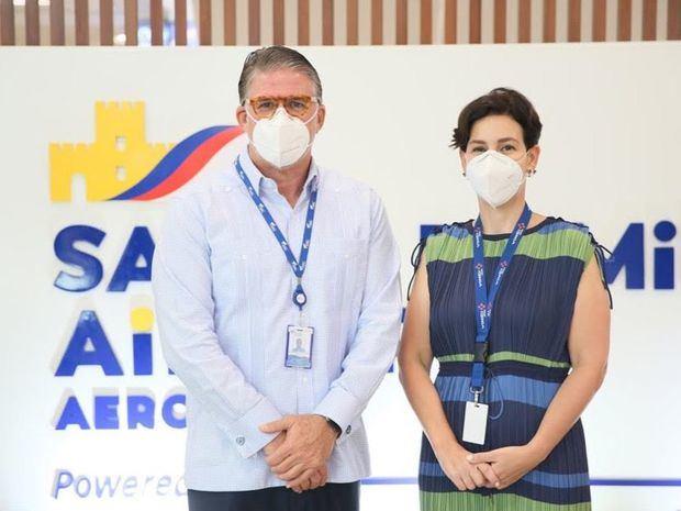 El IDAC respalda programa reciclaje de Aerodom en Día del Medioambiente