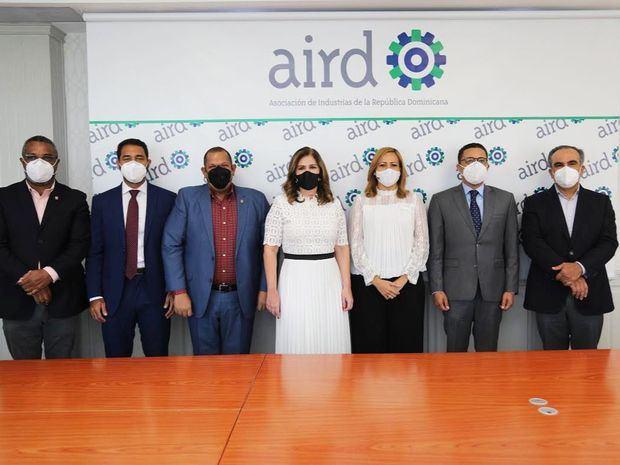 ASDN, CODESSD, NUVI y AIRD firman convenio para la recolección de botellas plásticas.