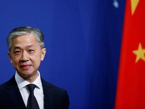 Wang Wenbin, portavoz del Ministerio de Relaciones Exteriores de China.