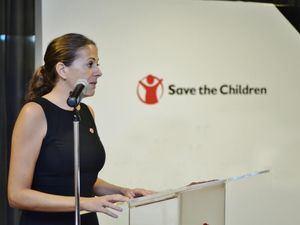 Alba Rodríguez, Directora Ejecutiva de Save the Children.
