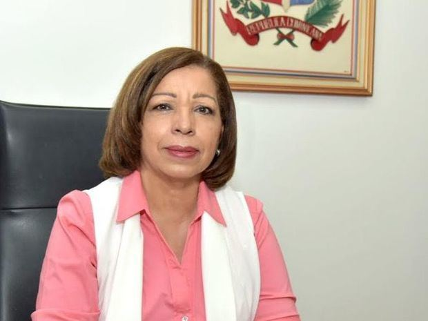 Viceministra de Asuntos Técnicos y Pedagógicos, Ligia Pérez Peña.