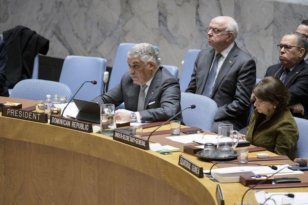Canciller Miguel Vargas pide ante la ONU elecciones en Venezuela