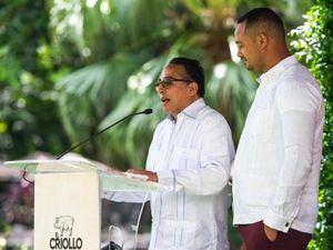 Víctor y Carlos Abreu.