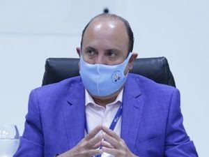Director general del Instituto Dominicano de Aviación Civil (IDAC)  Román Ernesto Caamaño Vélez.