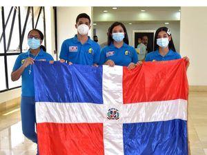 Cuatro estudiantes de La Vega y Santo Domingo Norte representarán al país en la XXII Olimpiadas de Matemáticas de Centroamérica y el Caribe de manera virtual.