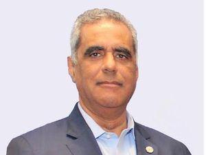Armando Rivas, presidente de la RNTT y vicepresidente de operaciones de Haina International Terminals, HIT.