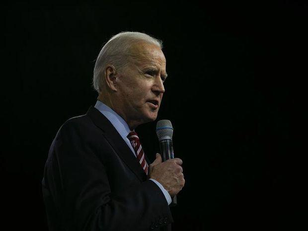 En la imagen, el candidato demócrata a la Presidencia de EE.UU., Joe Biden.