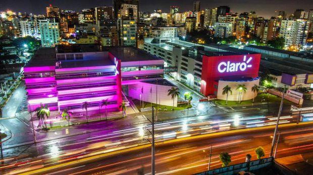 Edificio Corporativo de Claro.