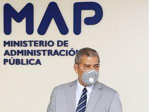 Titular del MAP, Darío Castillo Lugo.