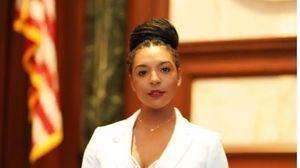 Doralyn De Dios, fiscal adjunta del condado de Brooklyn, Nueva York y presidenta de la Asociación de Abogados Dominicanos en los Estados Unidos (DBA por sus siglas en inglés).