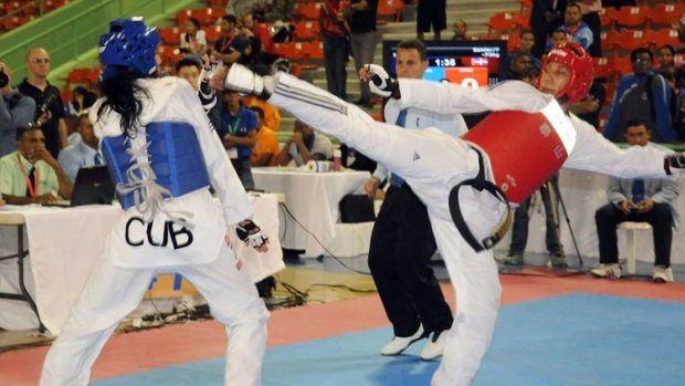 Cuba buscará puntos en torneo abierto de taekwondo en RD