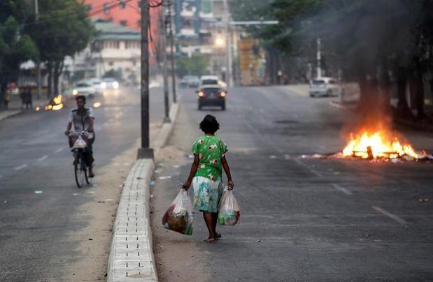 La ONU pide actuar en Birmania para evitar