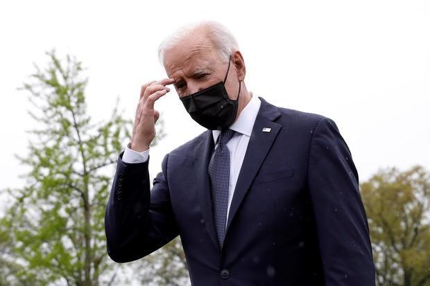 Biden ve totalmente injusta la situación de Nalvalni ante el deterioro de su salud