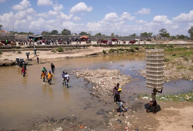 R.Dominicana reconoce que canal de Haití no afecta al cauce del río Masacre