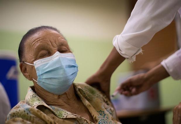 R.Dominicana comenzará a inocular segunda dosis de la vacuna el 24 de marzo