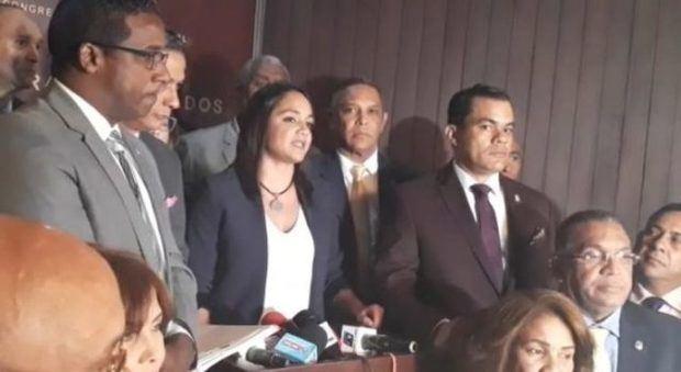 Diputados del PRM solicitan que interpelen al Procurador