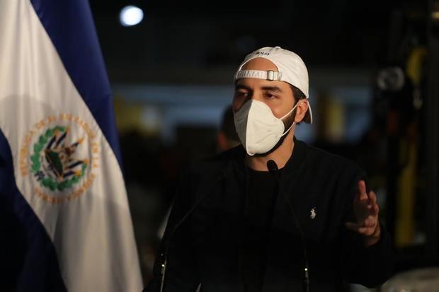 El presidente salvadoreño demandará ante la CIDH al Congreso y a la Corte Suprema