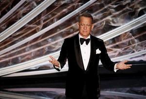 En la imagen, el actor Tom Hanks.