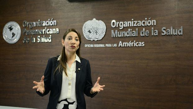 La representante de la OPS pide al país cumplir las recomendaciones oficiales