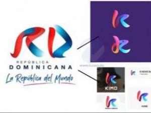 Polémica con logo de marca país de República Dominicana por supuesto plagio