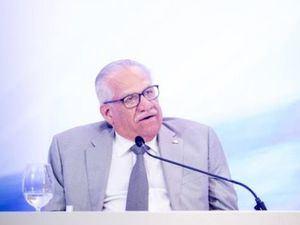 El ingeniero Ernesto M. Izquierdo, presidente del Grupo Universal.