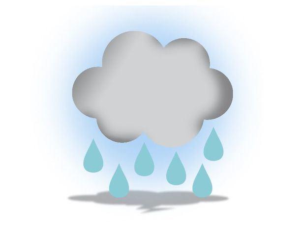 Fin de semana lluvioso en varias provincias del país por onda tropical