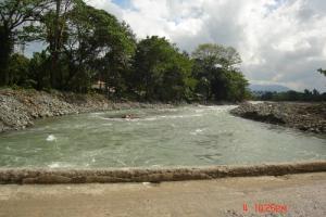 Río juma, Bonao