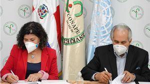 Firma de acuerdo con la UNFPA.