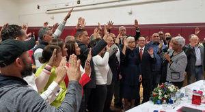 Coalición avanza en creación de bloque opositor