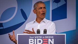 Obama cree que Biden 'puede restaurar' la relación de EE.UU. con Europa.