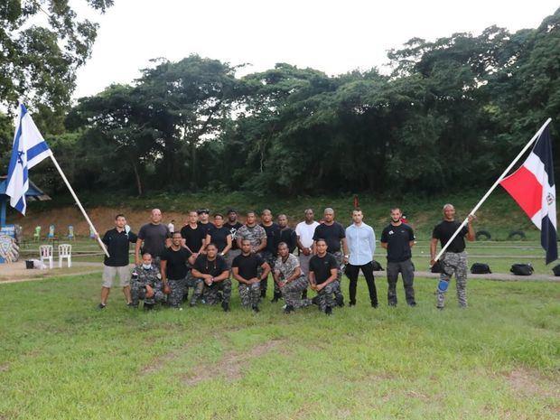 Embajada de Israel y Policía Nacional realizan entrenamiento con las Unidades Élites del país