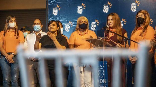 Alcaldesa Carolina Mejía destacó legado histórico de las Hermanas Mirabal.