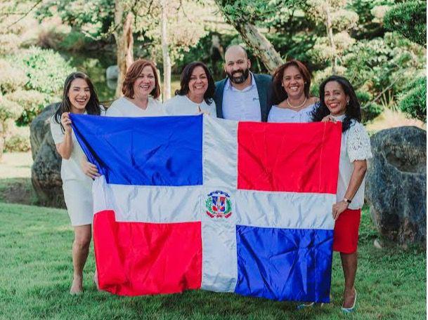 Anabell López, Nancy Reyes, Silvia Guerrero, Jovanny Romero, Daisy Castro y Lourdes Natera.